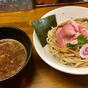 【馳走麺 狸穴】@池袋東口│人気行列店の『濃厚魚介つけ麺』は至極の一品!