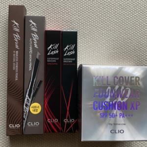 最近買った韓国コスメ*CLIO