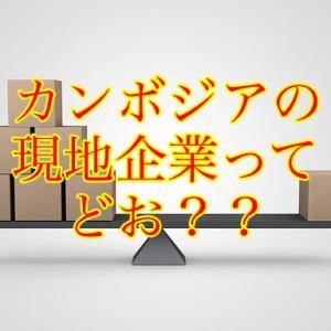 【カンボジアで働く】カンボジアで転職した男が、日本企業・日系企業・現地企業を比較してみた!!