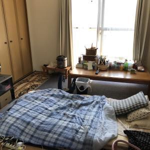 【片付け】75才現役で働く父親一人暮らしの実家を大掃除!
