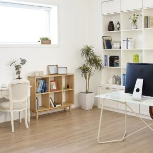 【賃貸で】簡単におしゃれな部屋にする方法。リビング学習も可能!
