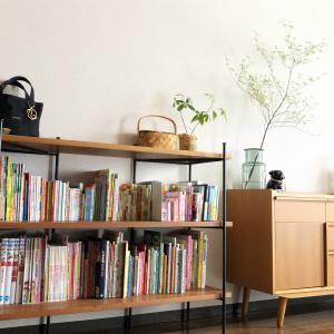 こども部屋の【本棚とおもちゃ】の整理をしました。