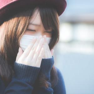 花粉症の時期でございます