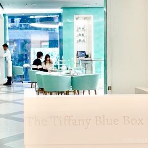The Tiffany Blue Box Cafe – 上海でティファニーアフタヌーンティーを満喫