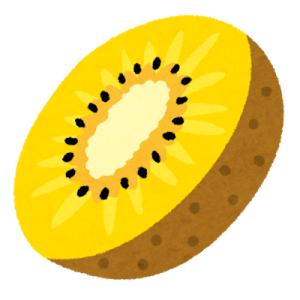 また、果物に救われるm(_ _)m