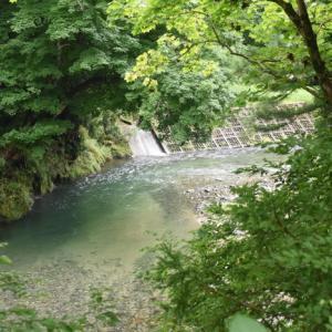隣接する簑和田と芋川集落散策で・・