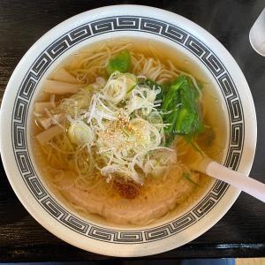 成田市西大須賀「かじや飲食店」に初訪問!オススメの塩らーめんはクセになる美味しさ