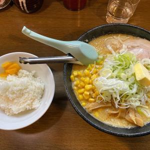 JR市川駅北口近くのラーメン店「麺屋亥龍」背脂たっぷりながらもマイルドで完成度の高いラーメン
