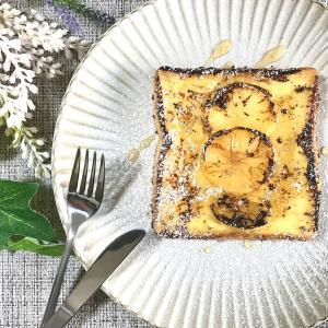 さっぱりした甘さ!ハニーレモンフレンチトーストの作り方