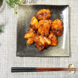 旨辛チキン!韓国風ヤンニョムチキンの作り方・レシピ