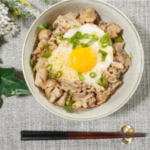 簡単手軽ながっつり飯!豚とろろ丼の作り方・レシピ