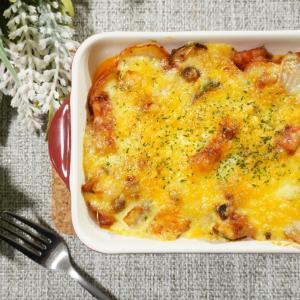 ズッキーニのトマトグラタンの作り方・レシピ