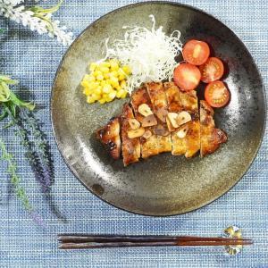 ご飯が進む!ガーリックバターポークソテーの作り方・レシピ