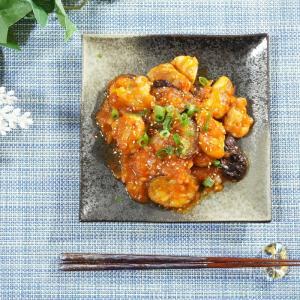 簡単旨辛!鶏肉とナスのチリソース炒めの作り方・レシピ