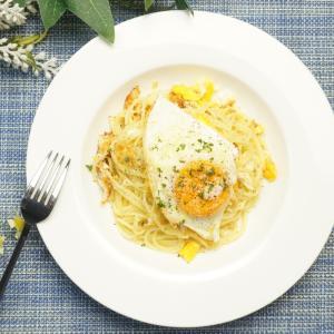 手軽で美味しい貧乏人パスタ!スパゲティ・ポヴェレッロの作り方・レシピ