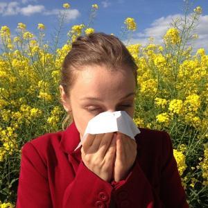 花粉症による経済的損失は一兆円以上