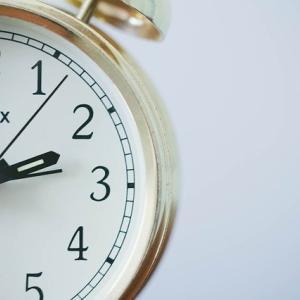 サマータイム終了と米国市場の「時間」について