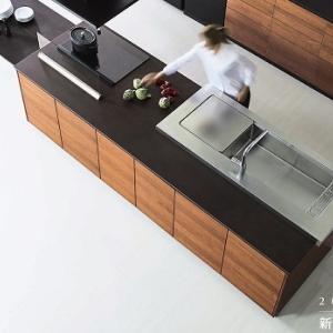 クリナップの新キッチン「セントロ」がかなり攻めている