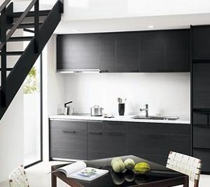 キッチンの正面のデザインにこだわりたい!
