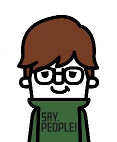 無料アプリでブログアイコン作成!【PansonWorksのSAY,PEOPLE!】