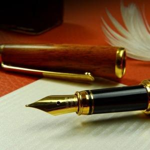 知らなきゃ損する!1本は持っておきたい高級万年筆の世界