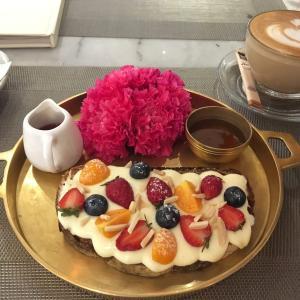 vol18 タイ高級スパプロデュースのカフェ Divana Signature cafe@BTSチットロム駅