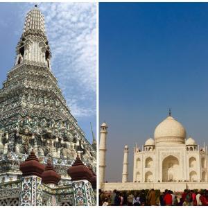 vol54 タイの中のインドを見つける。
