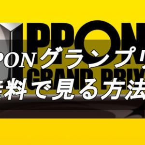 ipponグランプリの動画は無料視聴できる?方法をまとめたのでご紹介!|2019年2018年2017年2016年【歴代優勝者】