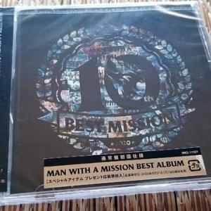 MAN WITH A MISSIONだ