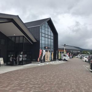 北海道七飯町の道の駅なないろ・ななえに車中泊。函館方面の観光に最適!