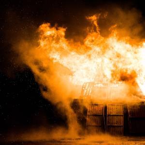 簡単に使えるアルコールストーブは爆発や火災の危険が。それはなぜ?
