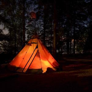 78人のソロキャンプで使ってるワンポールテントは?上位7つを紹介!