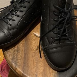 あたしだって靴を買う。