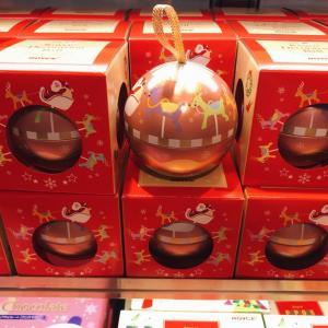 クリスマスのお楽しみ/宇和島限定ロイズのチョコレートを購入!