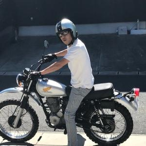 懐かしのバイクを求めて・・・