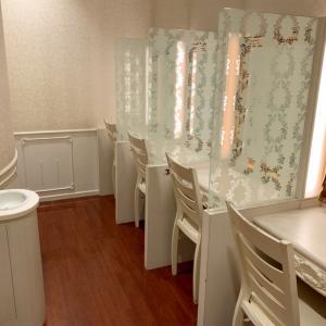 談合坂SA(下り)の女子トイレが綺麗でびっくり!