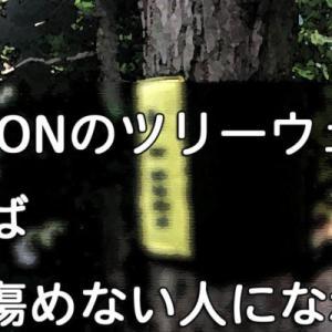GIBBONのツリーウェアを使えば木を傷めない人になれる