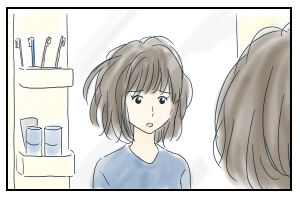 6月2日「髪型」