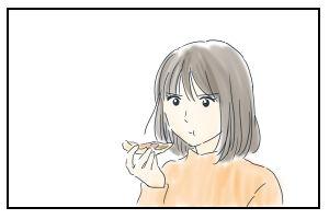 1月12日「ピザ」