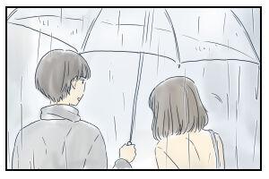 1月14日「相合傘3」