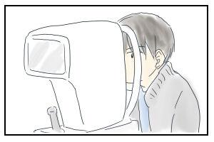 4月9日「視力検査」