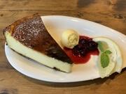 【3分クッキング】バスク風チーズケーキのレシピを 若山曜子先生が紹介