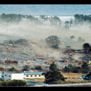 Attention 1 地震 注意:自然災害に備える