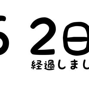 英語を勉強し始めて62日が経過しました。