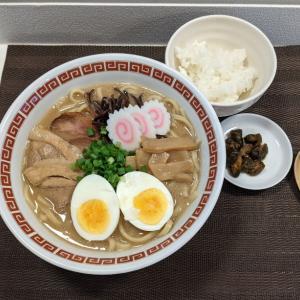 《お取り寄せ》ハレノチ晴/日乃本製麺所「濃厚豚骨ラーメン」 -大阪 淡路-