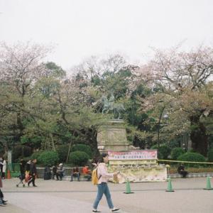ハローキティカメラ フラッシュAW | ハローキティカメラ フラッシュAWで撮った上野公園
