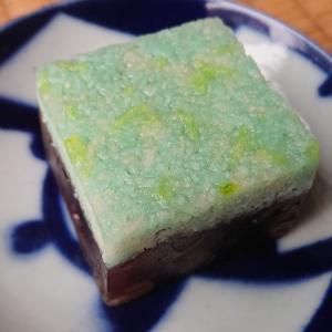水藻 和菓子 亀屋則克(京都市)