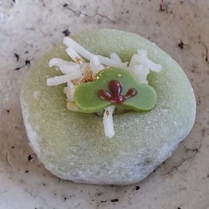 松の翠 和菓子 三英堂