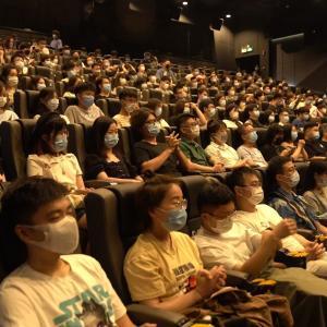 【News】 のんの監督・主演作『Ribbon』を上海国際映画祭で世界初上映、ビデオメッセージに5分で完売の客席沸く(2021)