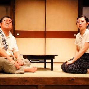 【舞台】 父と暮せば 松村沙瑛子・剣持直明(2021)